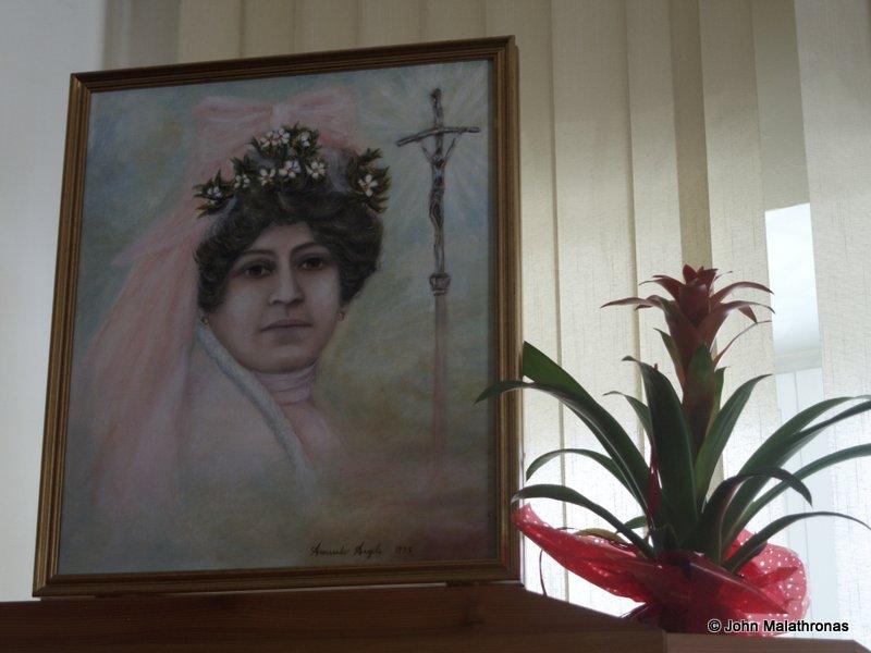 Pope John Paul's mother
