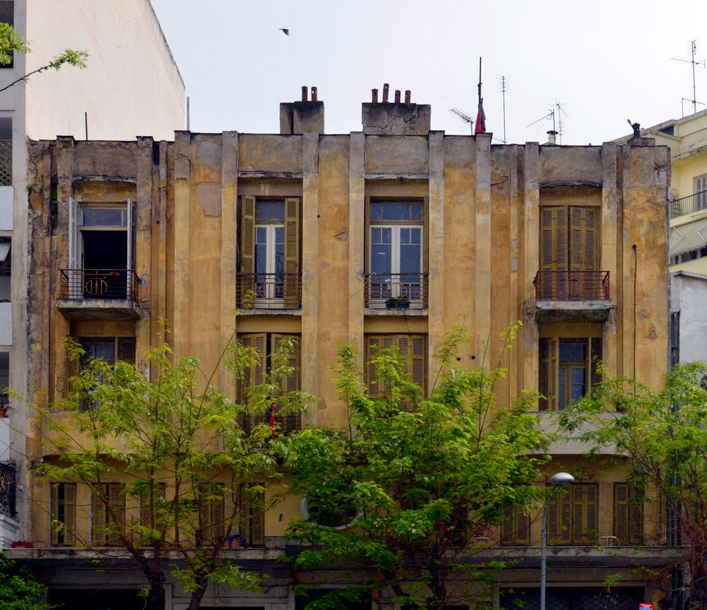 Art Deco House: What You Didn't Know About Thessaloniki's Architecture