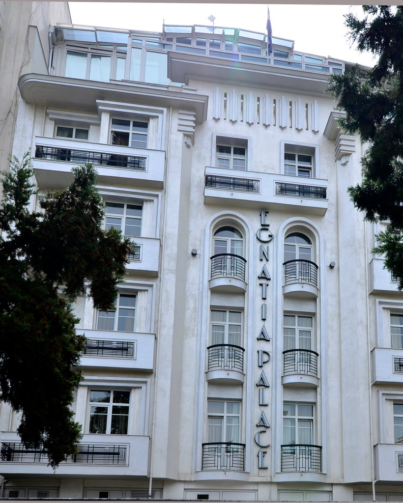 Art Deco Apartment Building: What You Didn't Know About Thessaloniki's Architecture