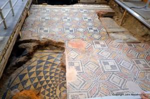 Mosaics Salonika