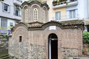 St Saviour's Thessaloniki