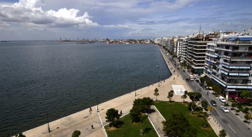 Salonika waterfront