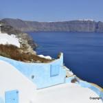Caldera view Oia, Santorini