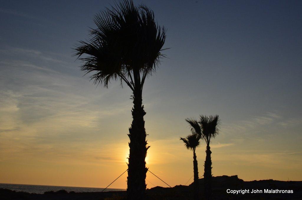 Ios Sunset