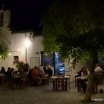 Kritikou square, Folegandros