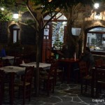 Taverna, Folegandros