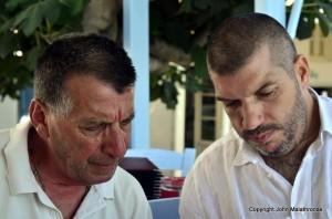 Businessmen, Mykonos