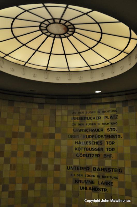 Nollendorfplatz U-Bahn Berlin