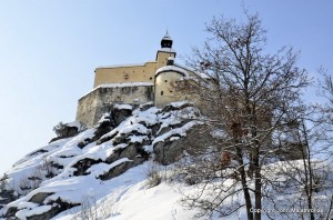 Engadine Schloss Tarasp