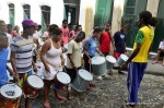 School percussion band salvador brazil