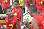 Olodum boys, Salvador carnival Brazil