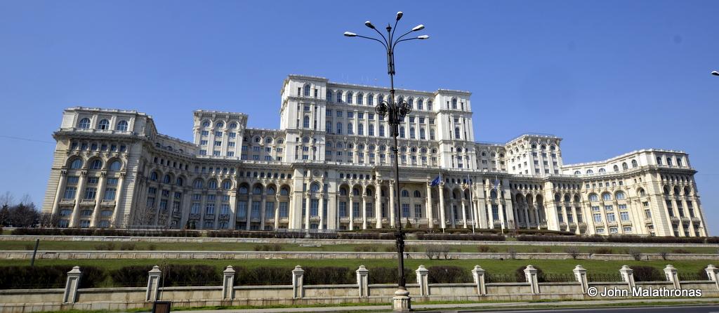The Bucharest Parliament Palace