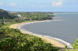 Beaches of Porto Seguro Brazil