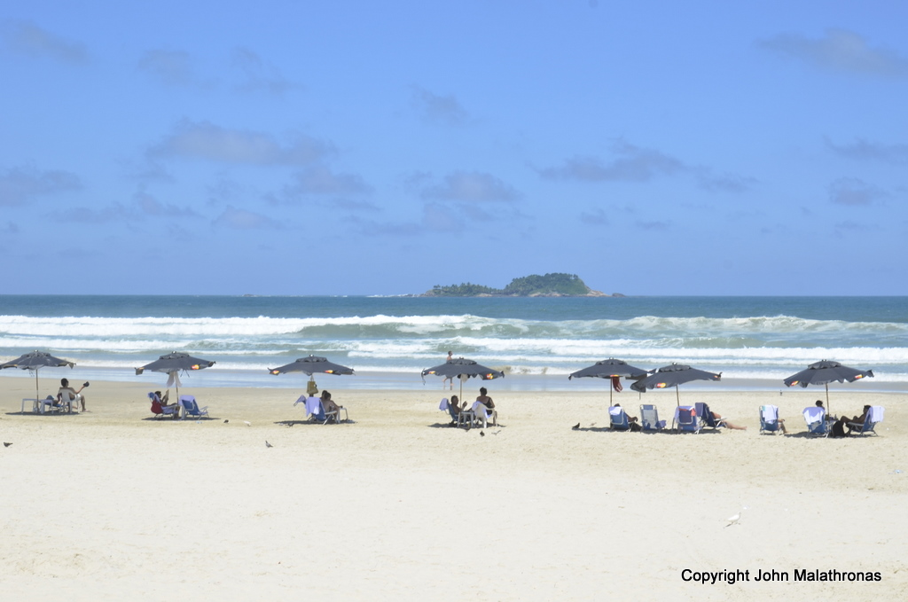Beach Guaruja