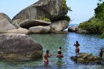 Natural Rock Pools by Trindade paraty parati brazil