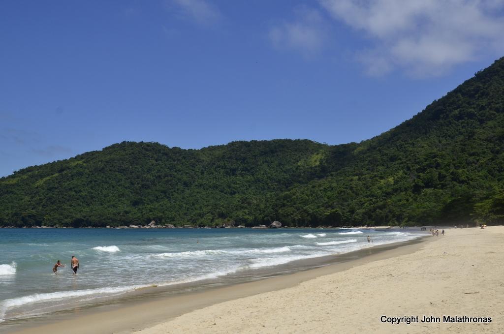 Beach Caixa D'aço brazil