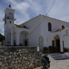 The church of Faneromeni, Skopelos Town, Sporades, Greece