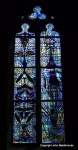 Jean Cocteau vitraux in St Maximine