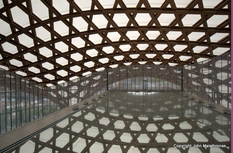 Metz Pompidou Centre – Interior