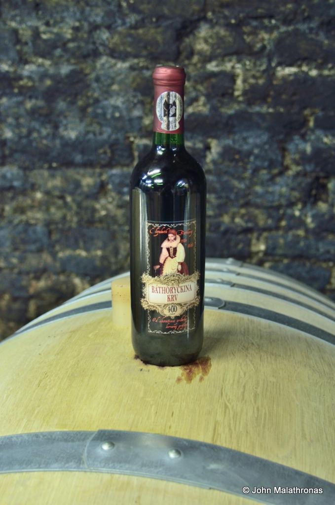 Bathory Blood wine