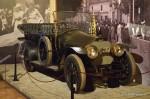 The car in which Franz Ferdinand was assassinated in Sarajevo.