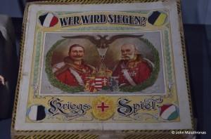 War boardgame, Austria 1914