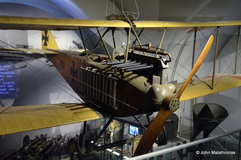 German War Plane, World War I