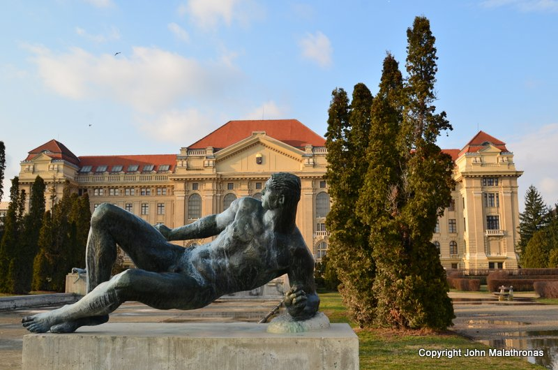 The University of Debrecen