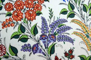 Hungarian Embroidery Kalocsa folk museum