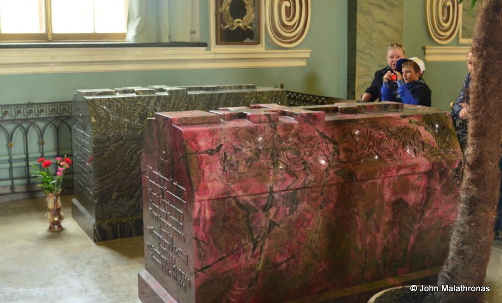 Tomb of Alexander II and his wife, St Petersburg