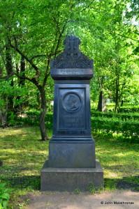Glinka's grave