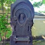 Mussorgsky's grave