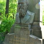 Dostoevsky's grave detail