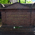 Euler's grave St Petersburg