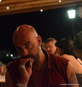 Mykonos film director