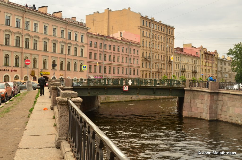 st petersburg in crime and punishment