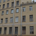 Raskolnikoff's walk: The assumed old lady's house