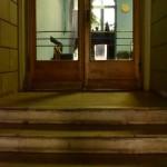 Nabokov museum entrance