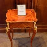 Elena Nabokov's sewing table