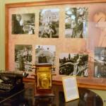 Nabokov's typewriter and magic lantern