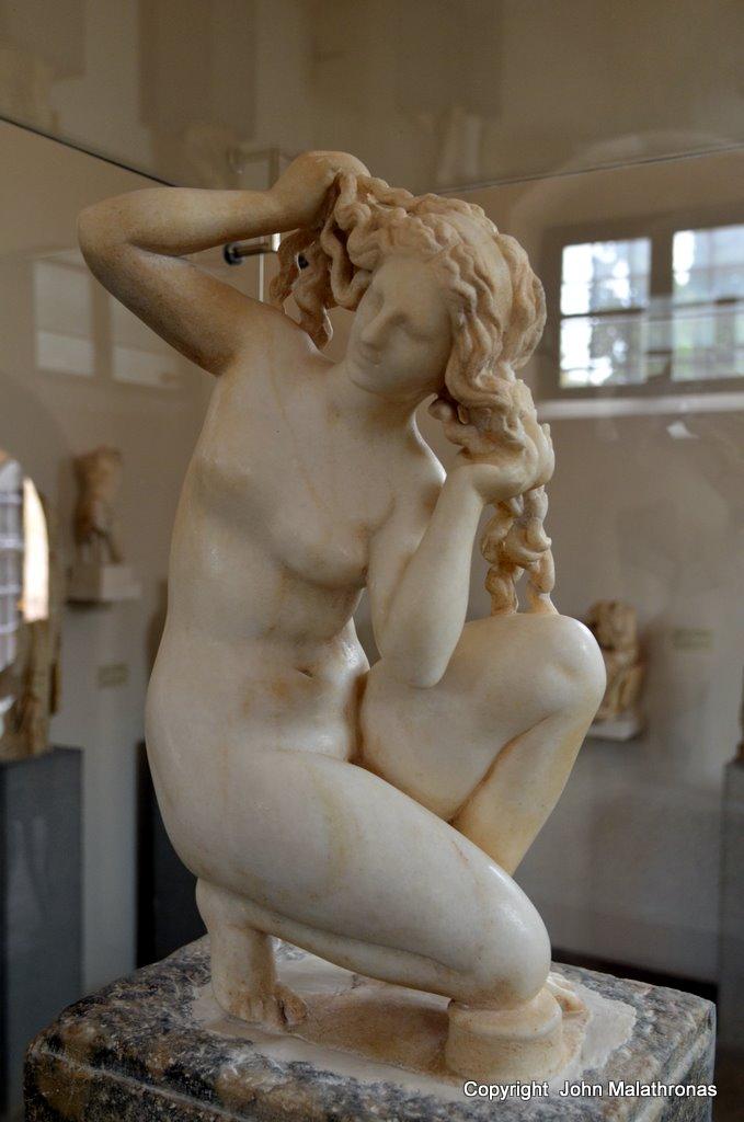 Bathing Aphrodite, Rhodes