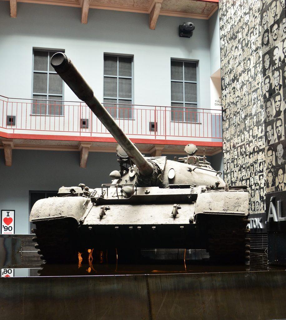 T-54 tank