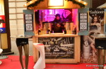 Fashion hut on Stephansplatz Christmas Market Vienna