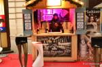 Fashion hut on Stephansplatz Christmas Market Vienna