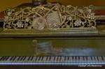 Art nouveau piano nancy