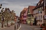 Bergheim street