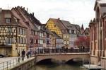 Strolling in Colmar