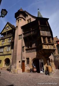 The Pfister House
