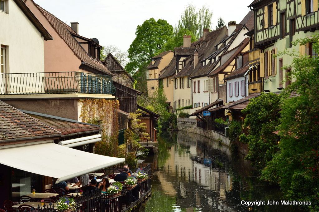 Little Venice in Colmar