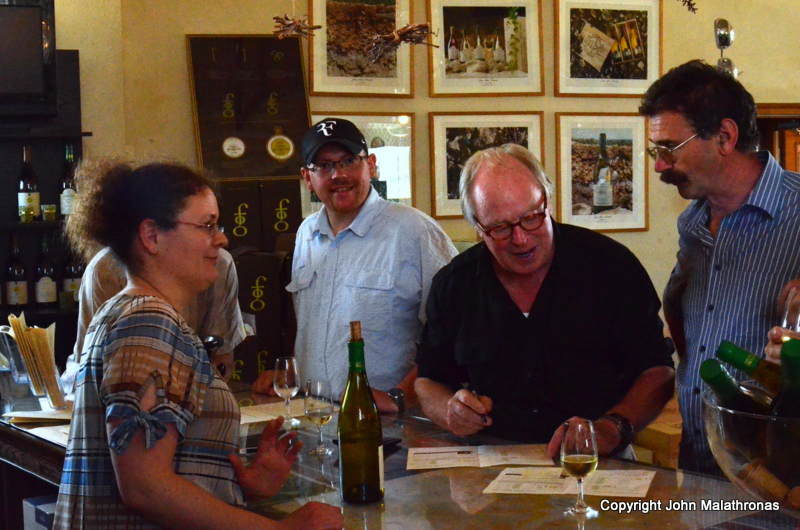 domain tasting We invite you to visit domaine bousquet, the leading organic wine producer in argentina tour & wine tasting the tour begins in the vineyards and then proceeds to the winery facility, ending with a wine tasting in our underground cellar.